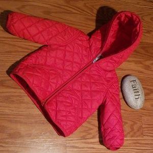 Red Ralph Lauren jacket 12mo